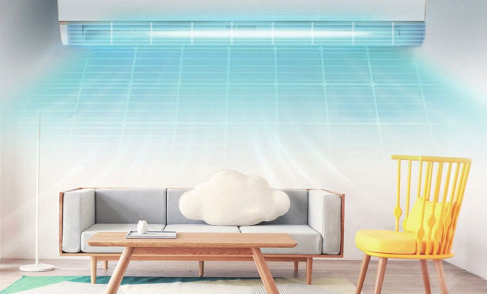 Solar intelligent air conditioning